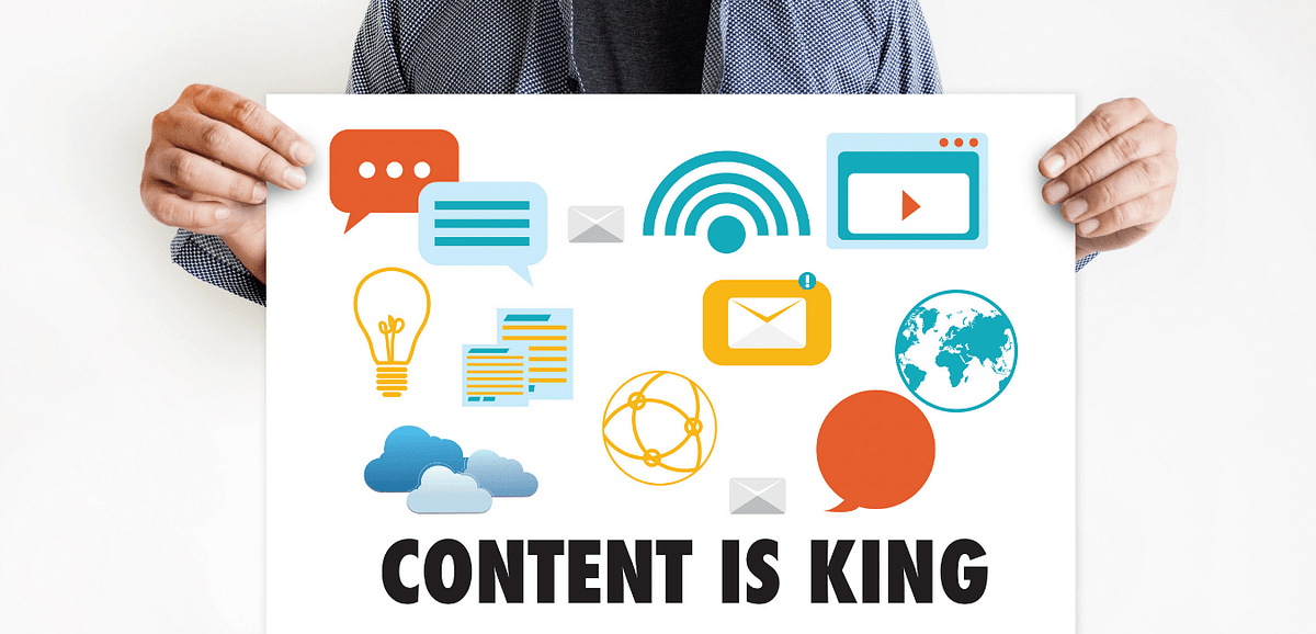 Content for free blog promotion