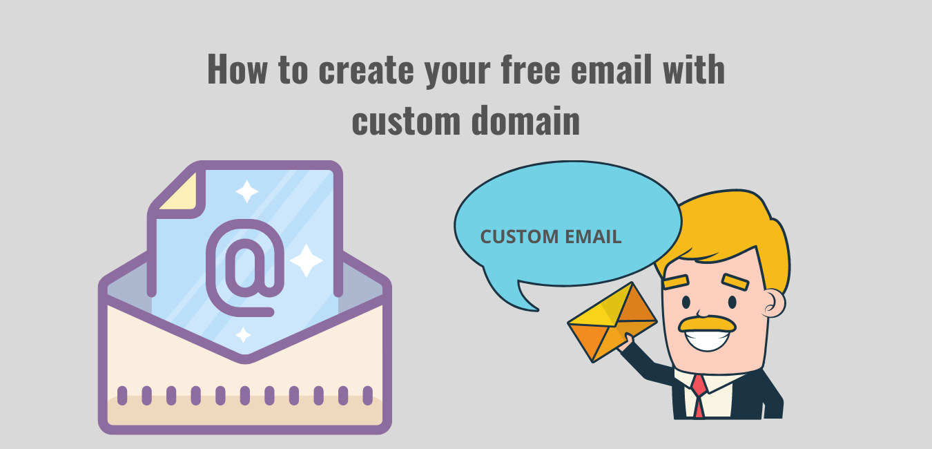 Free custom email